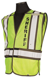 Sheriff Department Officer Safety Vest