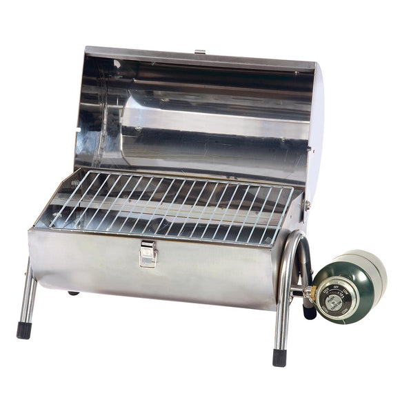 Propane BBQ - Stainless Steel