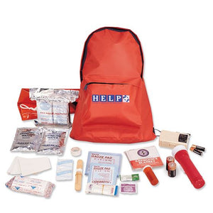 Backpack Earthquake Survival Kit