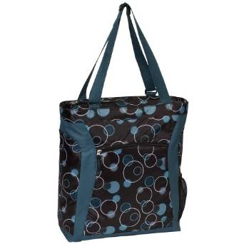 Everest Luggage Laptop Tote Bag - Teal Blue