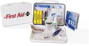 Truck First Aid Kit Medium Plastic