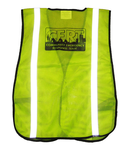 All-Purpose CERT Mesh Vest