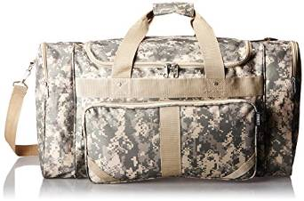 Everest Digital Camo Duffel Bag - Digital Camouflage