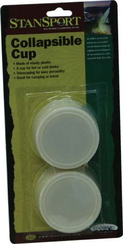 Collapseable Cups (Set of 2)