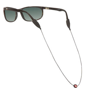 "The Mono Orbiter Tech Eyewear Retainers XL 17"" - Black"