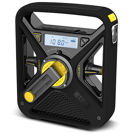 Eton - FRX3 Hand Turbine Radio - Black