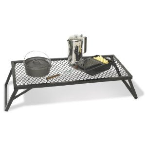 Stansport Heavy Duty Steel Camp Grill (36x18-Inch)