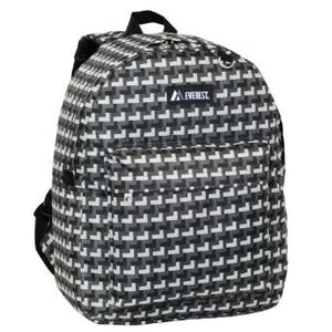 Everest Luggage Classic Backpack - Grap Steps