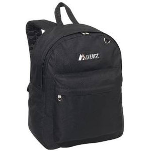 Everest Luggage Classic Backpack - Black