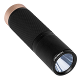 DURACELL 65 Lumen Tough Compact Pro Series LED Flashlight - IPX4 Water Resistant