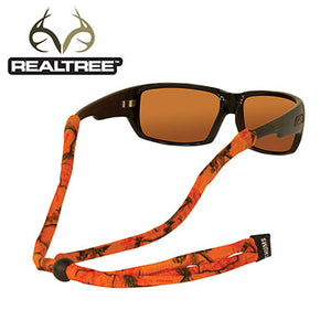 Original Cotton Standard End Eyewear Retainers - RealTree AP Blaze