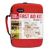 Lifeline Team Sports Trainer Hard-Shell First Aid Kit - 65 Piece