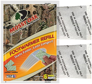 M110 - Mossy Oak Foot Warmers - Pair