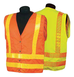 Hydrowick-Lite 8 Pocket Surveyor's Vest, Class 2
