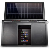 Eton - Soulra XL Solar Panel Dock for Iphone 4 & 4S