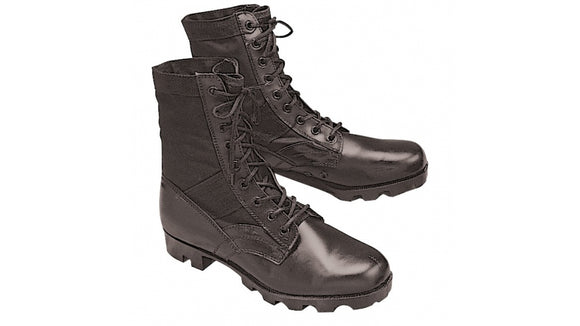 Jungle Boots - Black - 4W