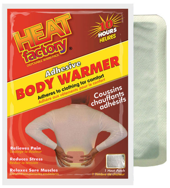 Large Adhesive Body Warmer