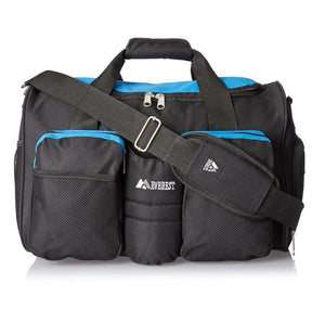 Everest Gym Bag with Wet Pocket - Royal Blue