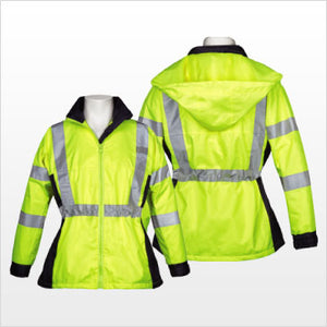 Ladies Lightweight Waterproof Jacket / Windbreaker