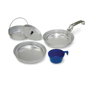 Mess Kit - 1 Man Aluminum