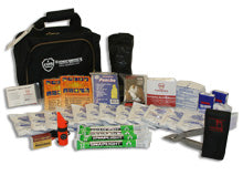 Severe Weather Safety Kit: Earthquake, Fire, Flood, Hurricane, Evacuation