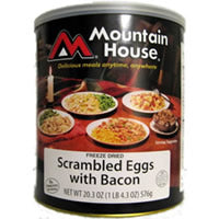 Mountain House Scrambles Eggs with Bacon
