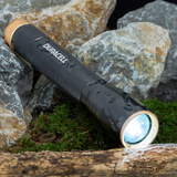 DURACELL 550 Lumen Tough Multi Pro Series LED Flashlight - IPX4 Water Resistant
