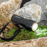 DURACELL 180 Lumen Tough Multi Pro Series LED Flashlight - IPX4 Water Resistant