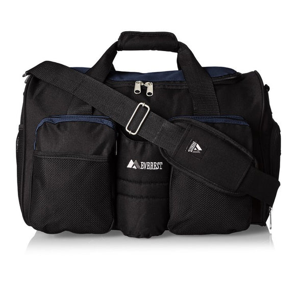 Everest Gym Bag with Wet Pocket - Navy