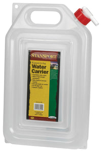 Stansport Outdoor 291 2-Gallon Expand-A-Jug Water Carrier