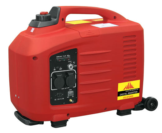 3000 Watt Digital Inverter Generator with Electric Start