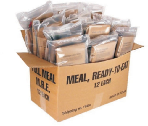 Deluxe Complete MRE