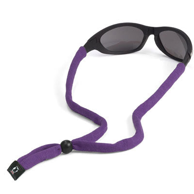 Original Cotton Standard End Eyewear Retainers - Purple