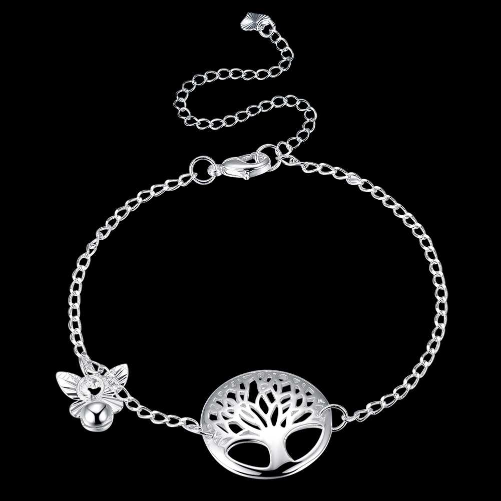 Tree of Life Bracelet/ Anklet Sure To Start A Conversation