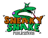 Sneaky Snake Publications