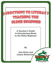 Directions To Literacy - 2 Book Set