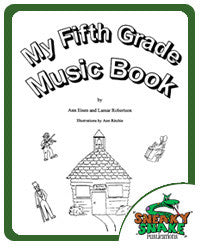 My Fifth Grade Music Book