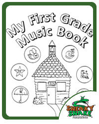 My First Grade Music Book