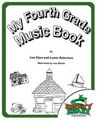 My Fourth Grade Music Book