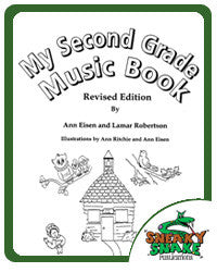 My Second Grade Music Book
