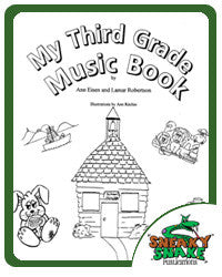 My Third Grade Music Book