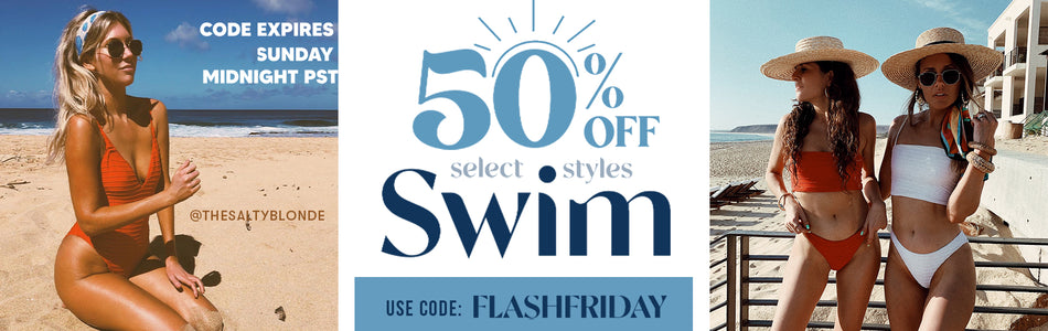Flash Sale: Swim
