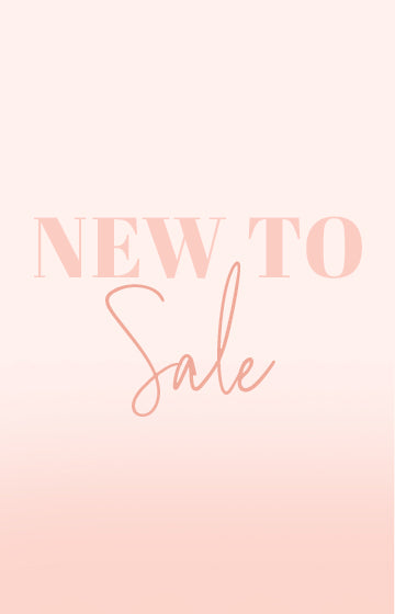 Shop New to Sale