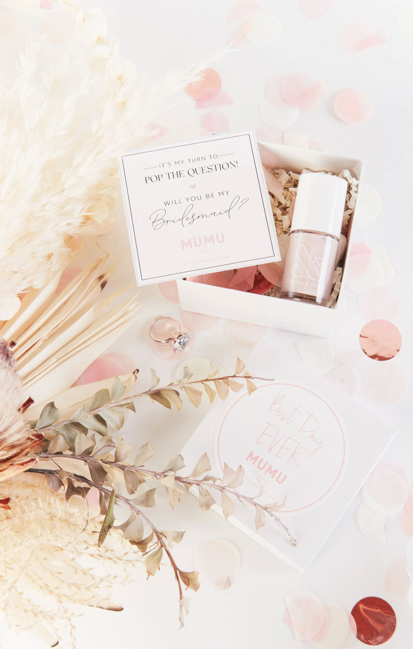 Shop Bridesmaid Proposal Boxes