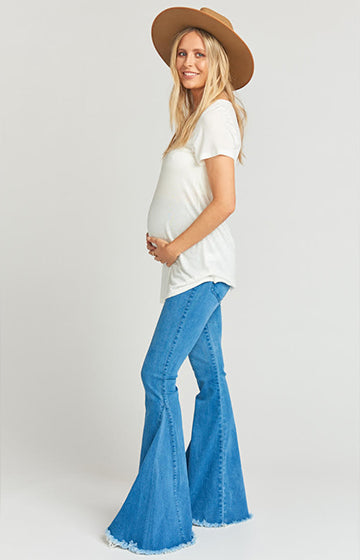 Shop Maternity Denim