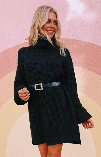 The Chester Sweater Dress