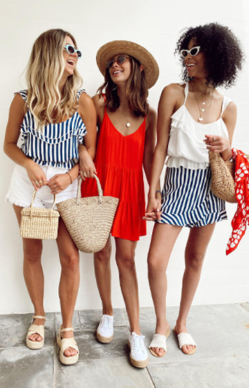 Shop Red, White, & Blue