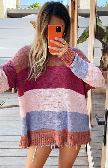 Shop The Woodsy Sweater