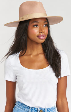 Lack of Color Zulu Rancher Hat ~ Sand