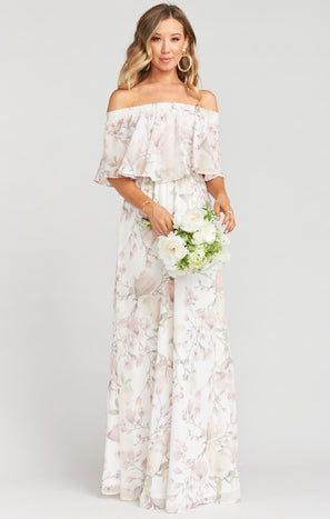 Hacienda Maxi Dress ~ Forever Vine